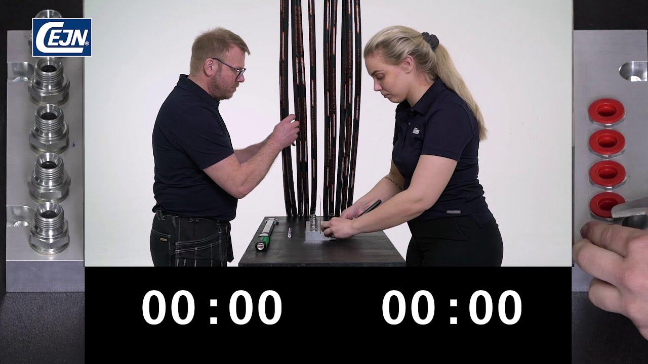 WEO Plug-in vs Screw couplings