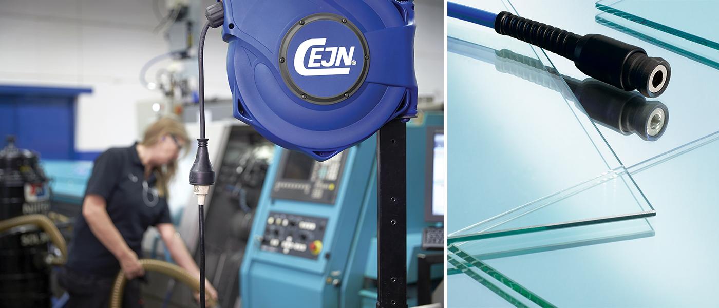 Neue Produkte für Druckluft-Anwendungen