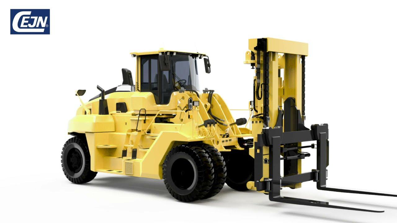 Migliora la progettazione e l'efficienza produttiva del tuo carrello elevatore con WEO Plug-In
