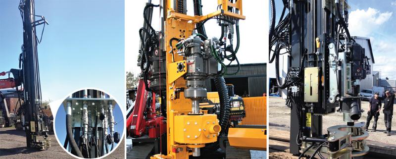 El acoplamiento TLX de CEJN es la conexión perfecta para aplicaciones de maquinaria pesada