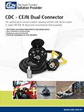 CDC-CEJN 双通道连接器
