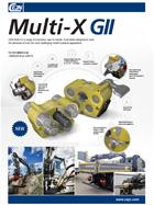 Multi-X GII - 油圧マルチ・カップリング
