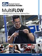 MultiFLOW全新喷嘴