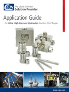 UHP Stainless Steel Application Guide