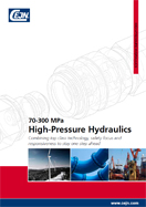 Ultra High Pressure Hydraulics