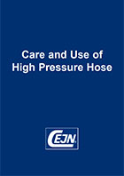 Care and Use of High Pressure Hose