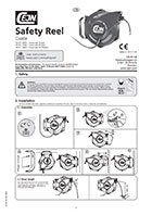 Safety Reel - Closed