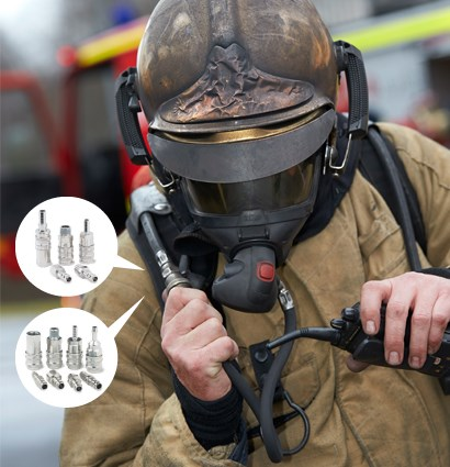 Secure Equipment in Fire Rescue