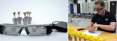 AR glasses - a future alternative to traditional training in industrial assembly