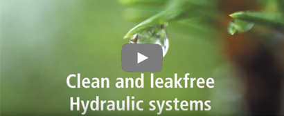 Movie: Clean and leak-free hydraulic systems