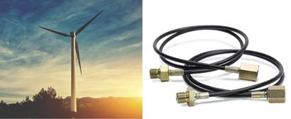 風力発電機向けスナップチェック ワンタッチ検圧システム