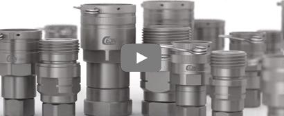 TLX – el acoplamiento hidráulico super-duty