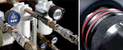 无滴漏系列被用于戴尔推出的液体冷却技术Triton