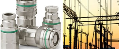 고전력 전자 분야를 위한 액체냉각 시스템