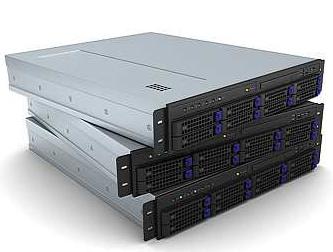 Server racks pile CEJN