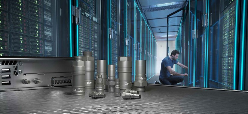 Quick Connect Solutions for Data Centers
