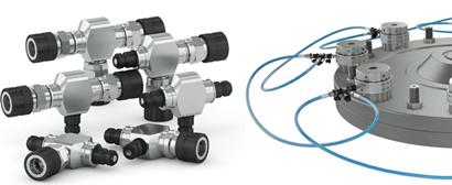 Förenkla seriekopplingen av verktyg med serie 116 T-anslutning