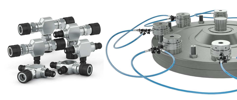 116 T型接続シリーズで同時接続の簡素化