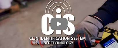 CIS - CEJN Identification System