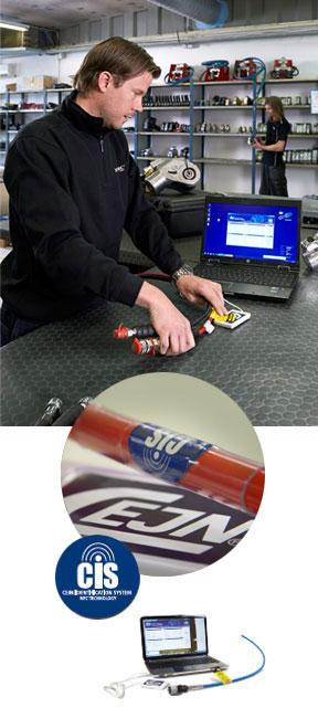 CIS computer CEJN Identification System