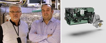 NFC Technology Helps Volvo Penta Secure Engine Testing Process