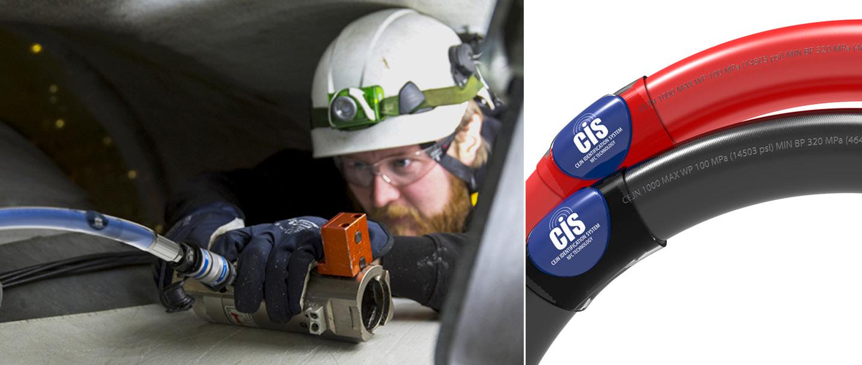 Presentamos una nueva gama de kits de manguera para hidráulica de altísima presión