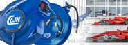CEJN Safety Reel - The New Generation Of Hose Reels