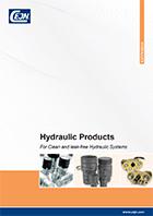 Hydraulik bis 720 bar