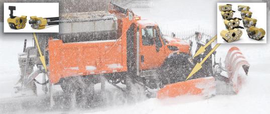 Snow & Ice Control