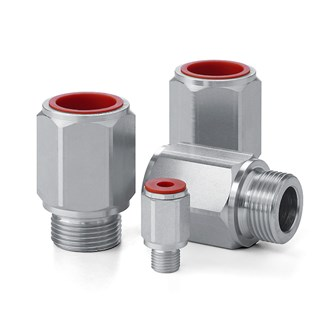 Couplings - Male G-Thread (DIN 3852-2 Type A)