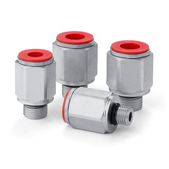 Couplings - Male metric ISO 6149-3