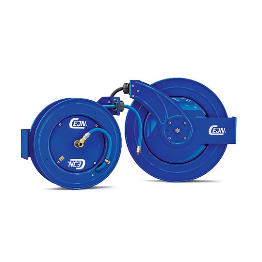 Compressed air reels (open)