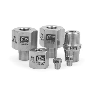 LP Adapters, NPT, Stainless Steel