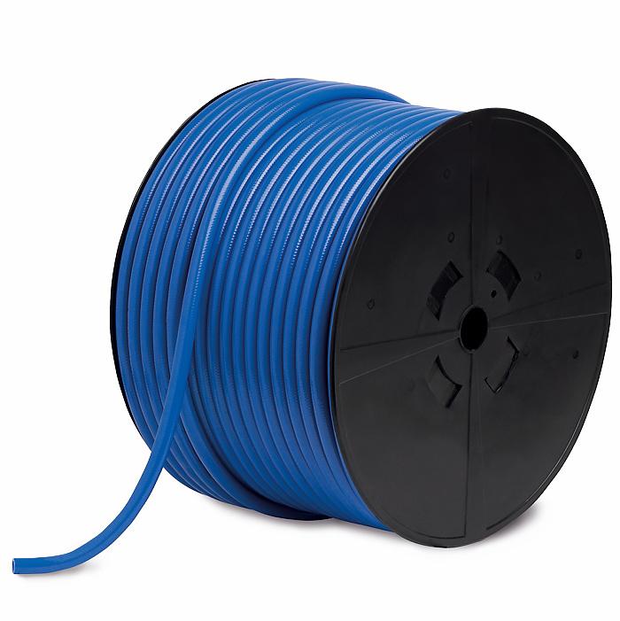 直线编织型软管