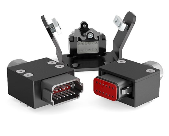 Multi-X electric connector kit IP68