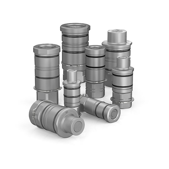 ADX Auto-dock couplings