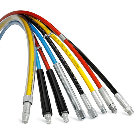 UHP hoses