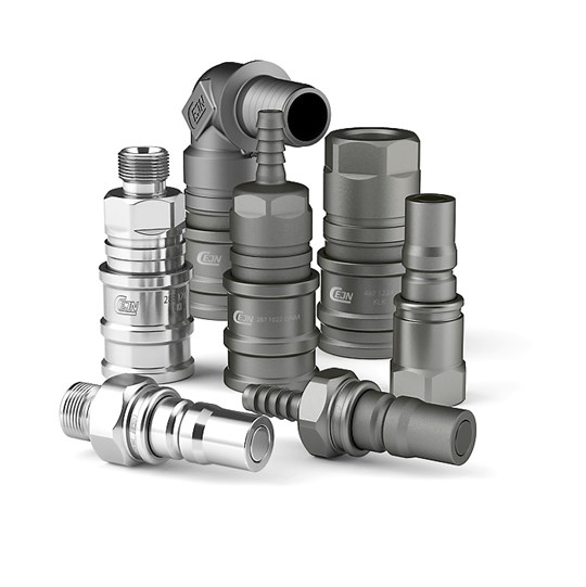 ultraFLOW quick couplings