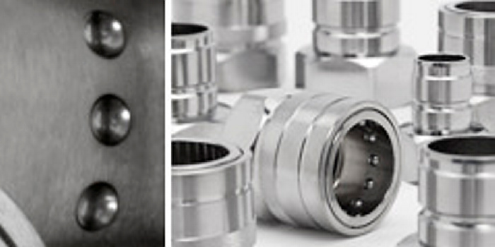 Full-Flow Stainless Steel Couplings & Nipples