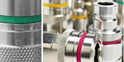 Non-Drip Stainless Steel Couplings & Nipples
