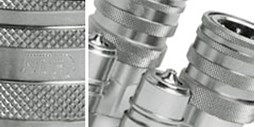 Nordic Range / 526 - Stainless steel High Performance Poppet Type Couplings