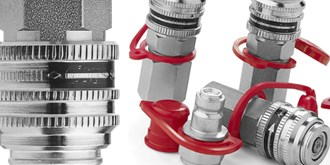 High-Flow Flat-Face Couplings & Nipples