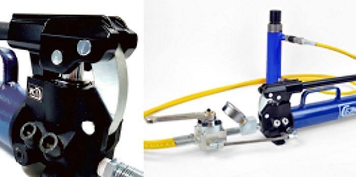 Højtrykshydraulik pumper