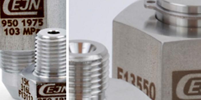 Rustfrit stål, LP (op til 15k PSI)