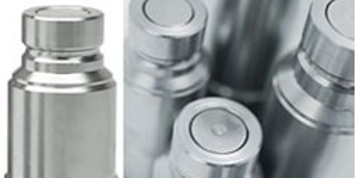 X64 系列 - ISO 16028 带卸压功能平表面公接头